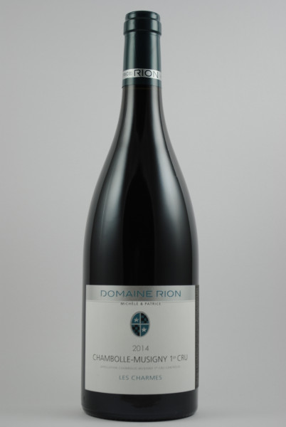 2014 Chambolle-Musigny 1er Cru Les Charmes